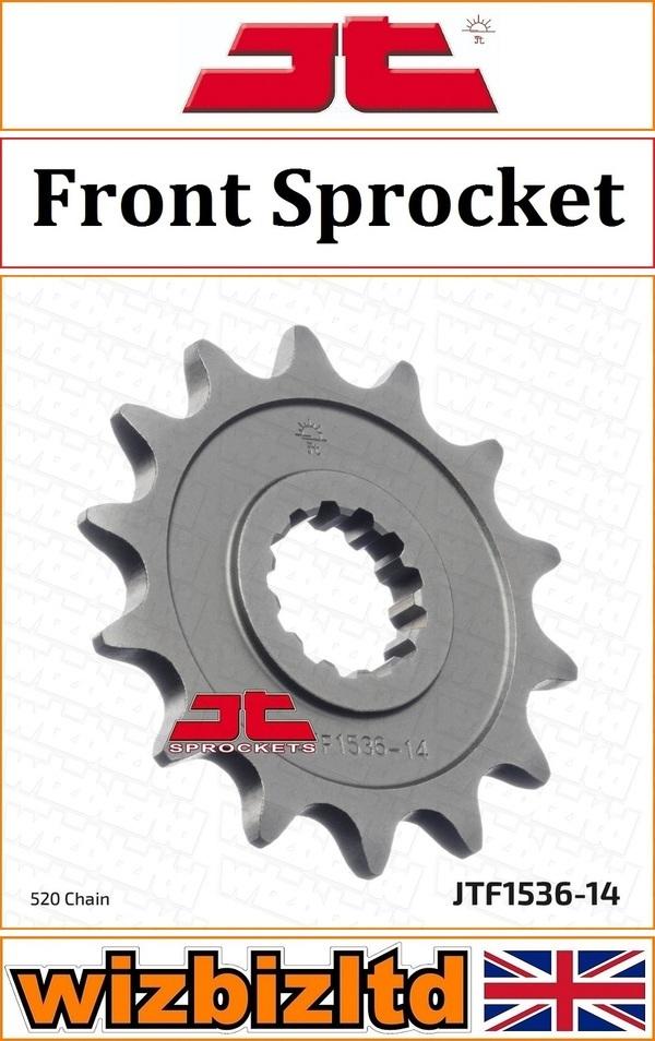Front /& Rear Sprocket Kit KSF450 B8,B9F,BAF,BBF,BCS,BDF,BEF-KFX450 R 08-14