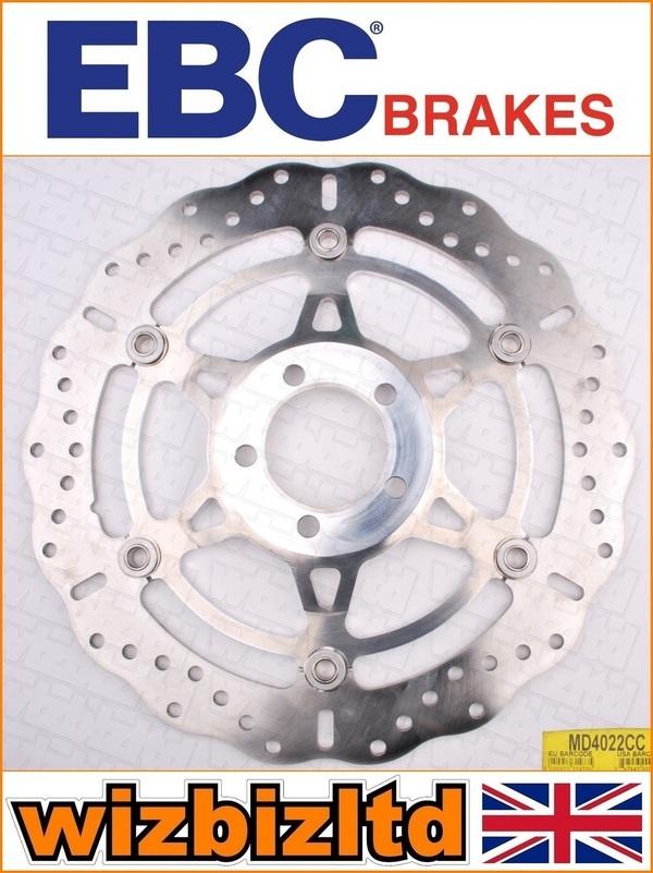EBC X Series Front Brake Disc For Kawasaki 1993 ZZR1100 D1